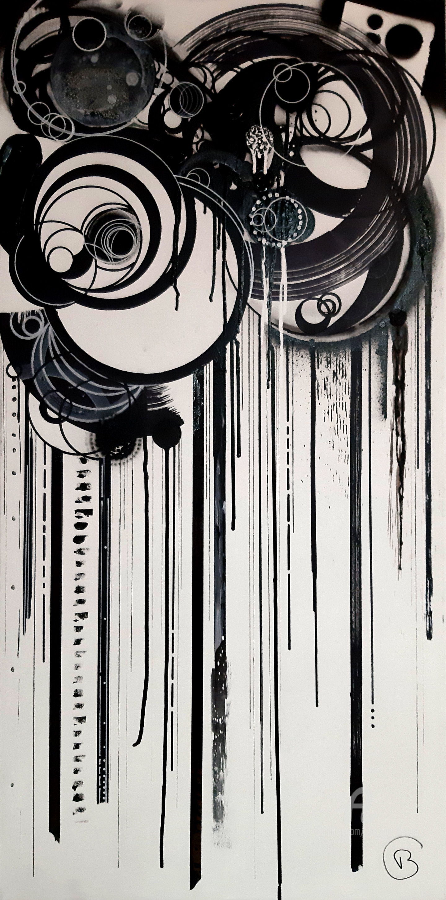 Christine Barone - Cercles 1