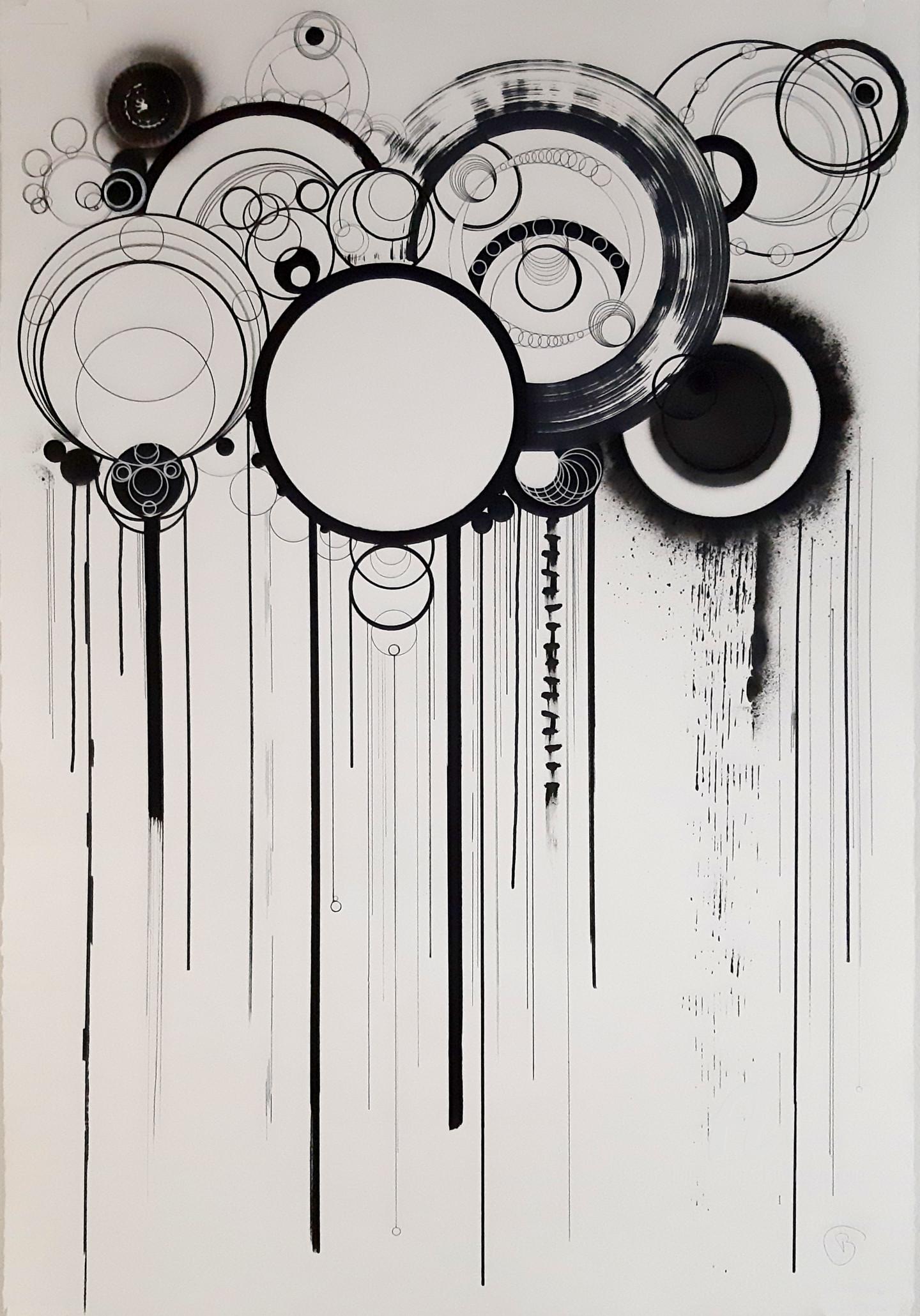 Christine Barone - Cercles 2